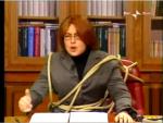 Guzzanti imita l'Annunziata ad Annozeo