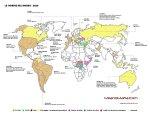 Mappa dei Clan nel mondo