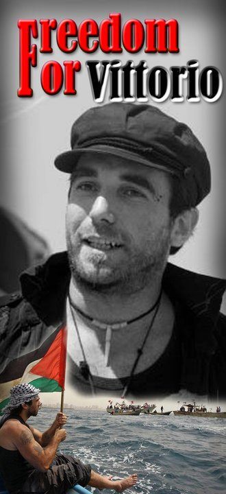 Freedom For Vittorio Arrigoni
